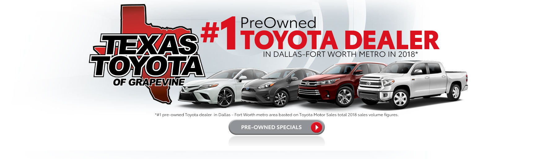 Toyota Dealer Serving Grand Prairie Tx New Certified Used Cars