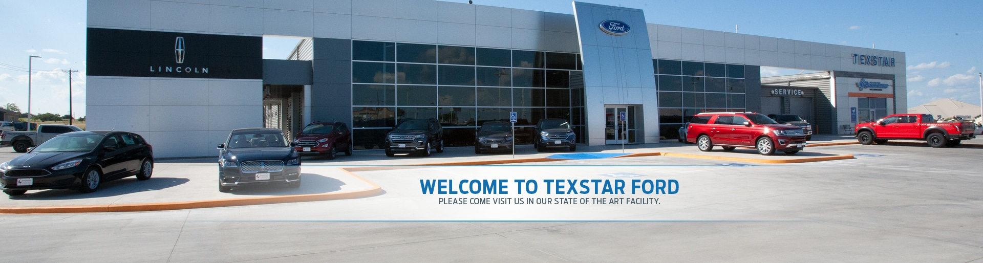 Stephenville s Texstar Ford Lincoln Inc.  8df52370c5a78