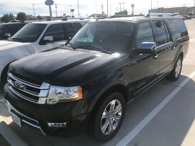Used 2015 Ford Expedition Platinum for Sale in Stephenville, TX