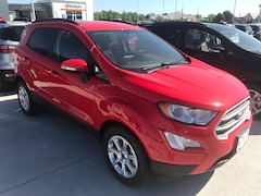 New 2018 Ford EcoSport SE Crossover for Sale in Stephenville, TX