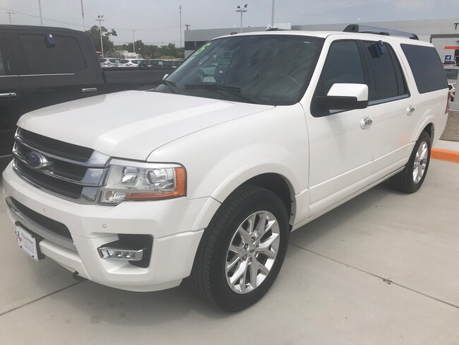 Used 2015 Ford Expedition Limited for Sale in Stephenville, TX