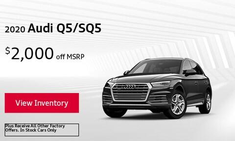 2020 Audi Q5/SQ5 - Jan