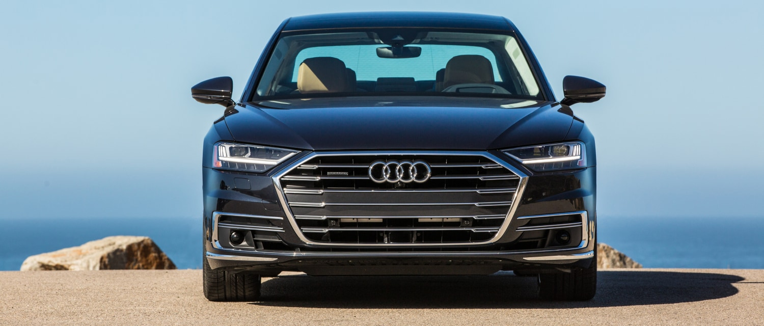 2019 Audi A8 for Sale Near Chicago at Audi Exchange