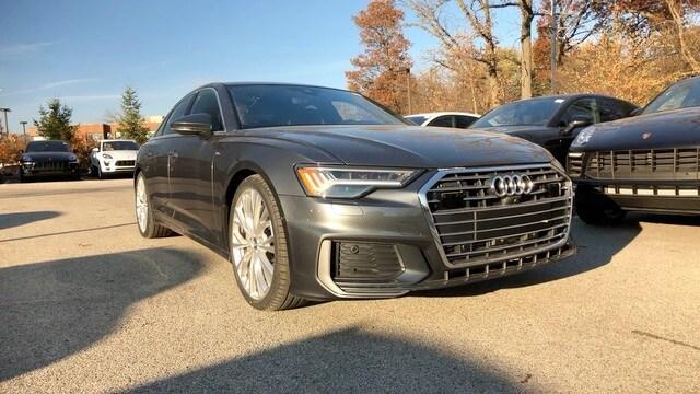 2019 Audi A6 Prestige Sedan for sale in Highland Park, IL at Audi Exchange