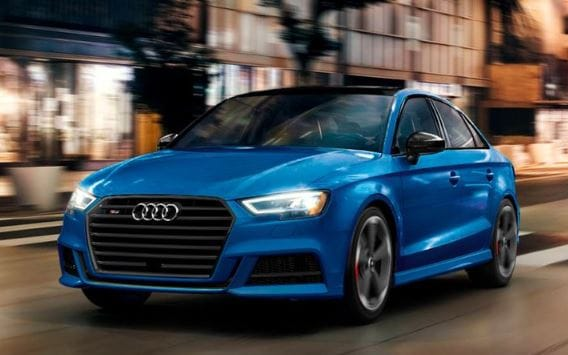 2020 Audi S3 Driving Benefits | Audi Exchange