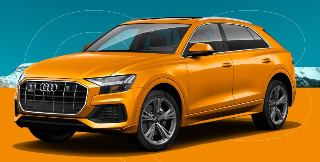 2020 Audi Q8 Driving Benefits | Audi Exchange