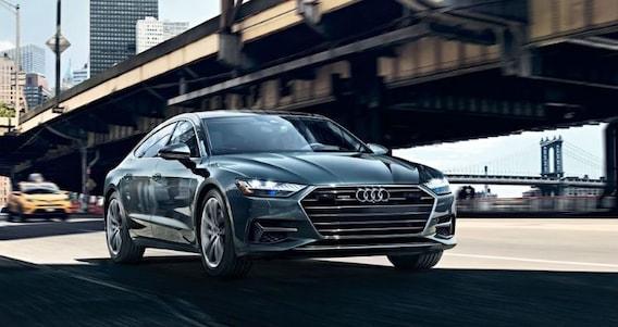 Audi Model Comparison Audi Exchange