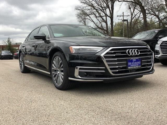 2019 Audi A8 3.0 TFSI Sedan