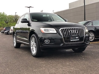 2016 Audi Q5 Premium Plus SUV for sale at Audi Exchange in Highland Park, IL