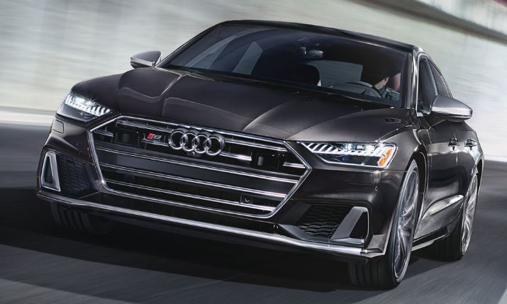 2020 Audi S7 Driving Benefits | Audi Exchange