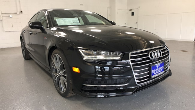 2018 Audi A7 Prestige Hatchback for sale in Highland Park, IL at Audi Exchange