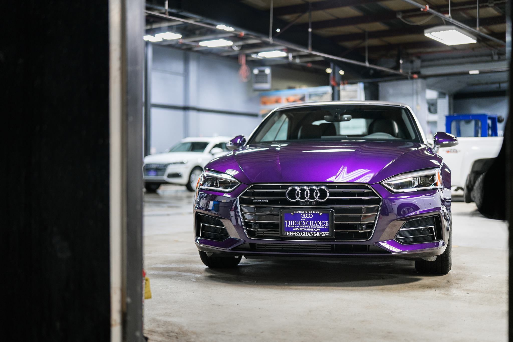 Customize Your Dream Car With Audi Exclusive At The Audi Exchange - Audi car exchange