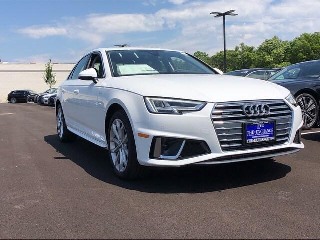 2019 Audi A4 Premium Plus Sedan for sale in Highland Park, IL at Audi Exchange