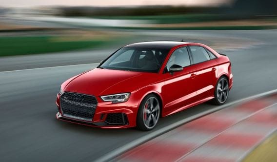 2020 Audi RS 3 Driving Benefits | Audi Exchange