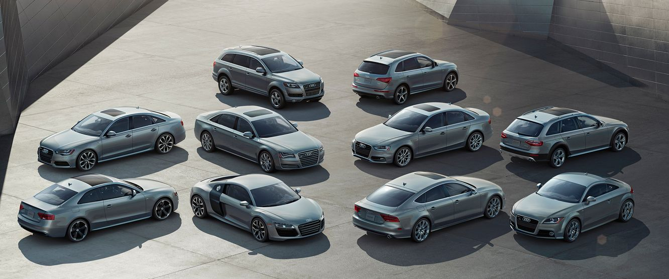 Audi Begins With Record Sales - All audi