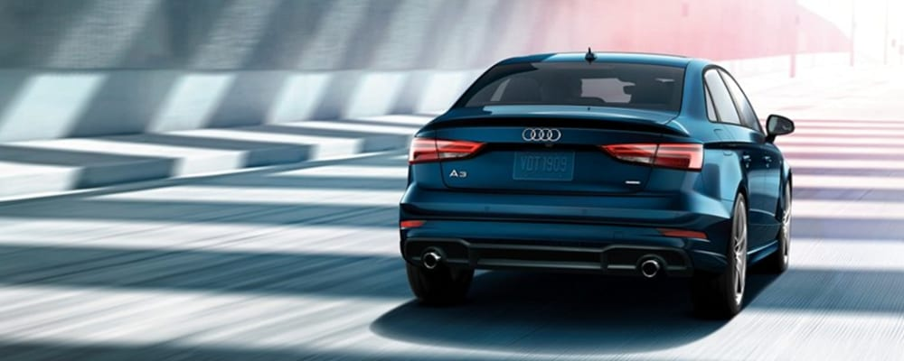 New Audi A3 Model Information | Audi Exchange
