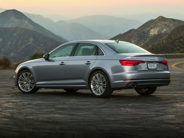 The 2017 Audi A4 At Audi Exchange In Highland Park Serving