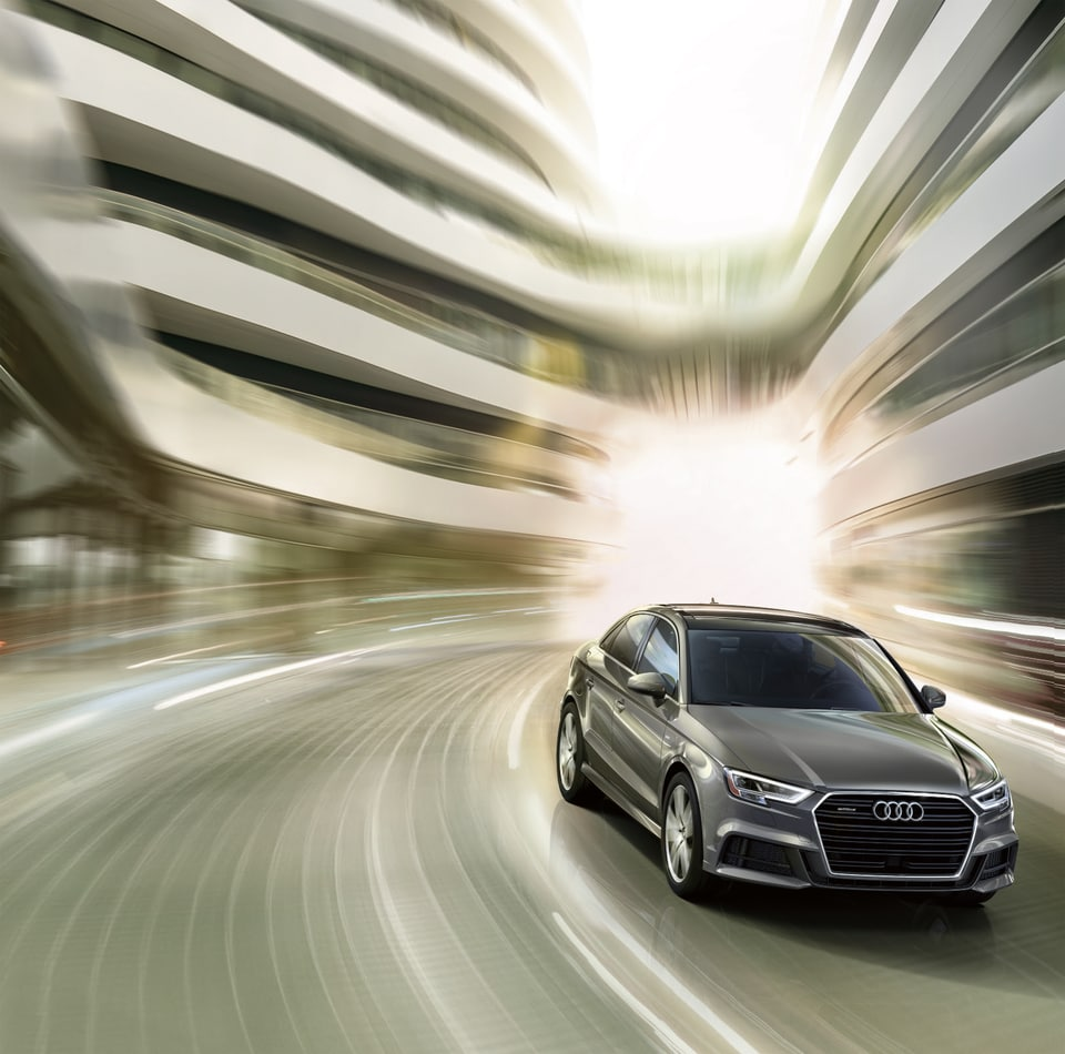 Shop new Audi A3 Sedans and Coupes near Chicago