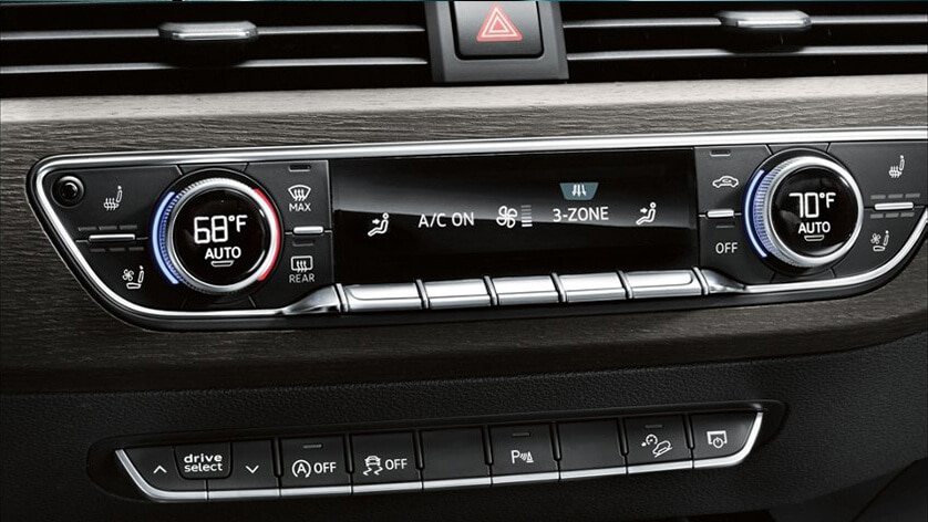 2018 Audi A4 Interior Audi Exchange
