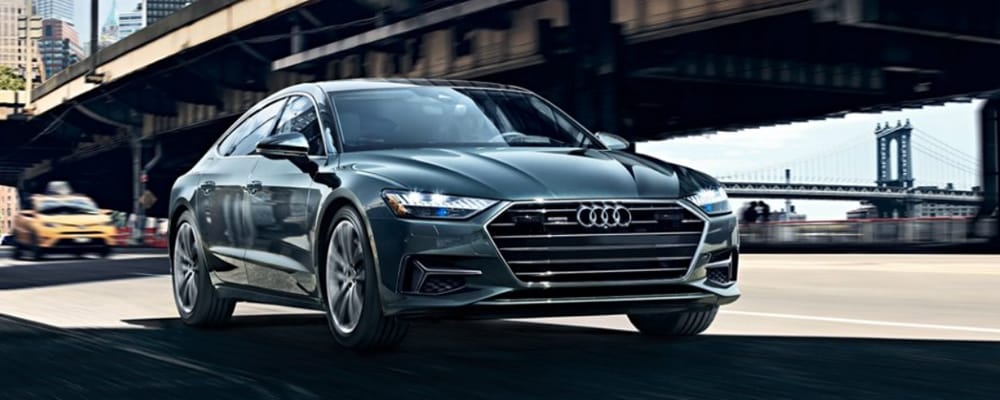 New Audi A7 Model Information | Audi Exchange