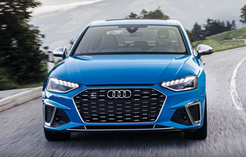 2020 Audi S4 Driving Benefits | Audi Exchange