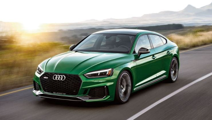 2020 Audi RS 5 Sportback Driving Benefits | Audi Exchange