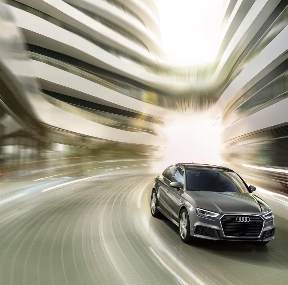 Compare The Audi A3 Vs Acura ILX In