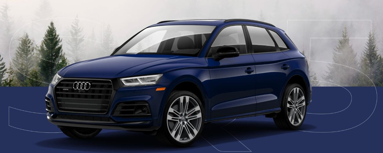 2020 Audi SQ5 Driving Benefits | Audi Exchange