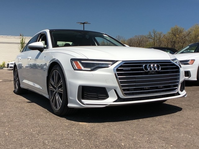 2019 Audi A6 Premium Plus Sedan for sale in Highland Park, IL at Audi Exchange