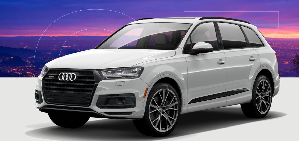2020 Audi Q7 Driving Benefits | Audi Exchange