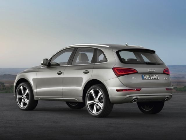 The 2017 Audi Q5 At Audi Exchange In Highland Park