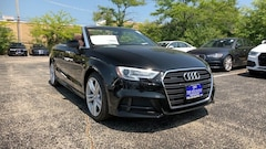 New 2018 Audi A3 Tech Premium Plus Cabriolet A182735 for Sale in Highland Park, IL, at Audi Exchange