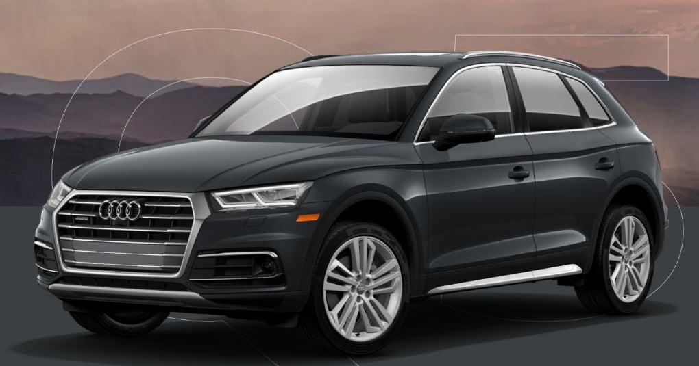 2020 Audi Q5 Driving Benefits | Audi Exchange
