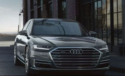 2020 Audi A8 Driving Benefits | Audi Exchange