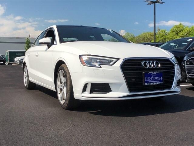 2019 Audi A3 Premium Sedan for sale in Highland Park, IL at Audi Exchange