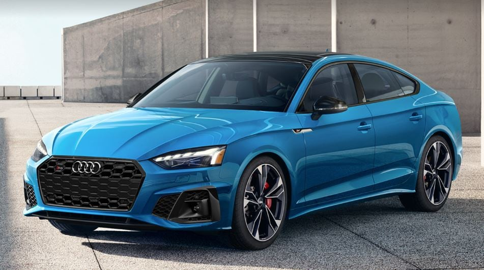 2020 Audi S5 Sportback Driving Benefits | Audi Exchange