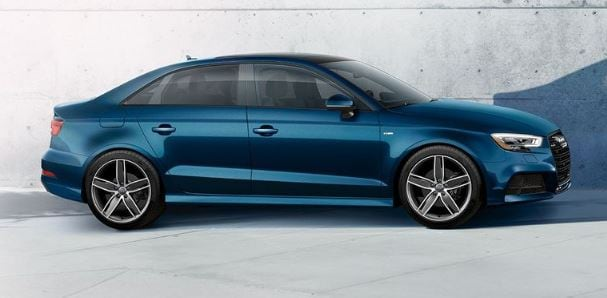 2020 Audi A3 Driving Benefits | Audi Exchange