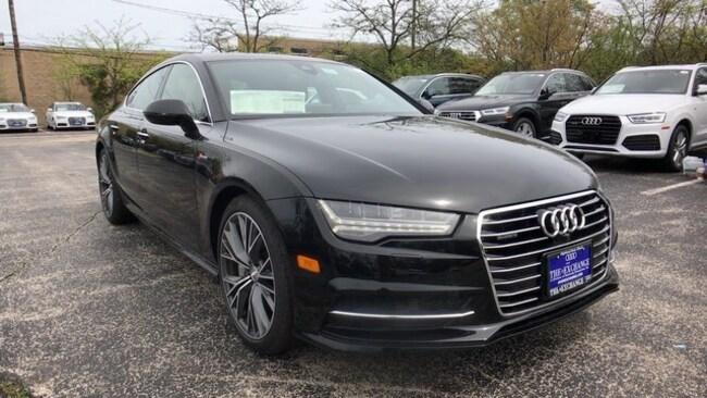 2018 Audi A7 Prestige Hatchback for sale in Highland Park, IL at Audi Exchange