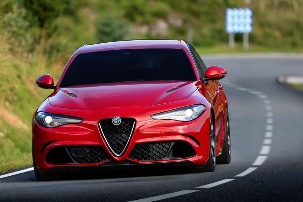 Alfa Romeo Giulia News Alfa Romeo Dealer Near Buffalo Grove Il