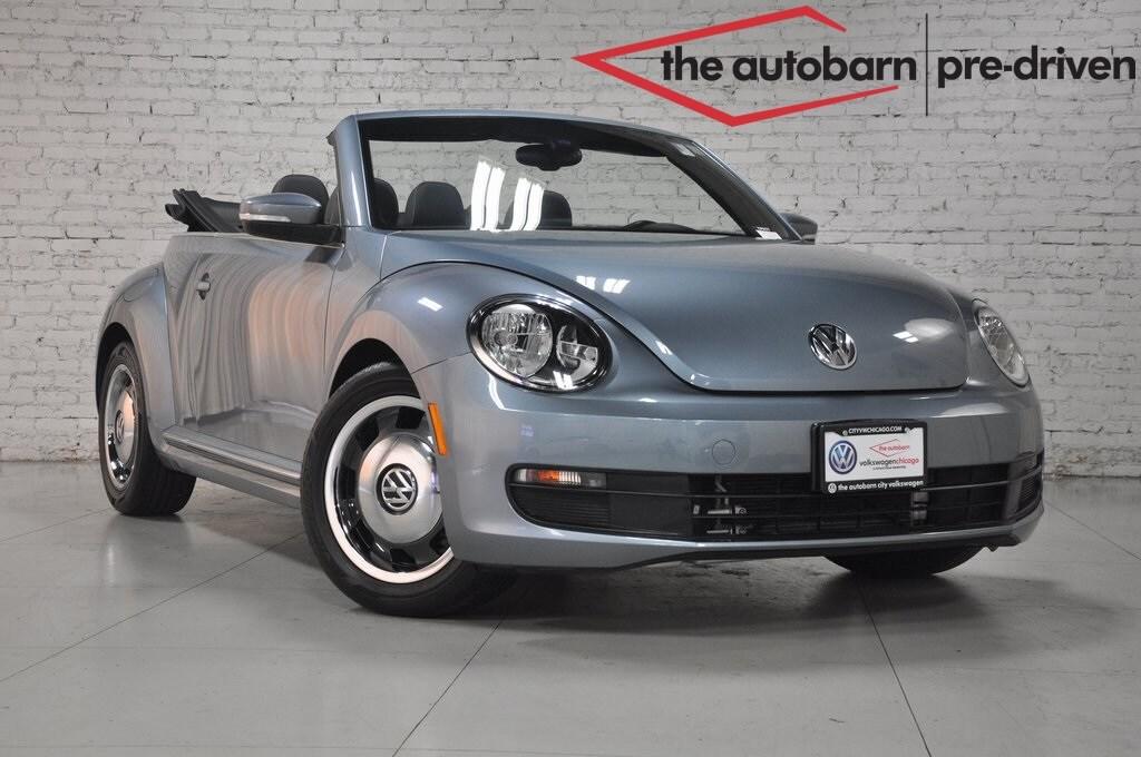 2016 Volkswagen Beetle 1.8T Convertible