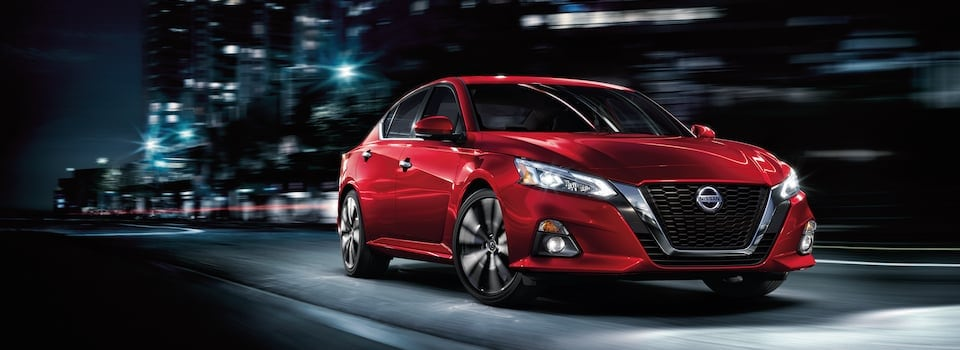 Upgrade From Your Current Nissan Lease Today!