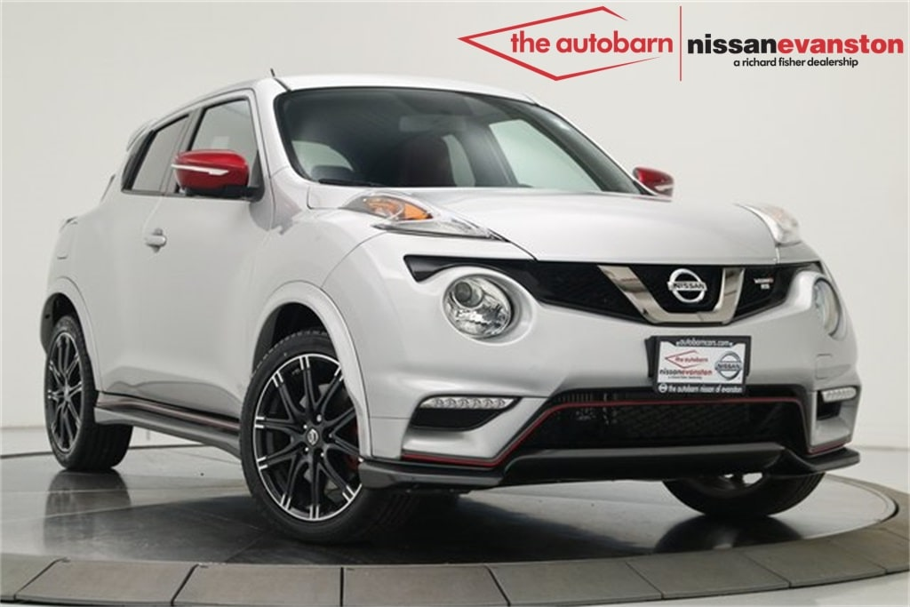 2016 Nissan Juke NISMO RS SUV