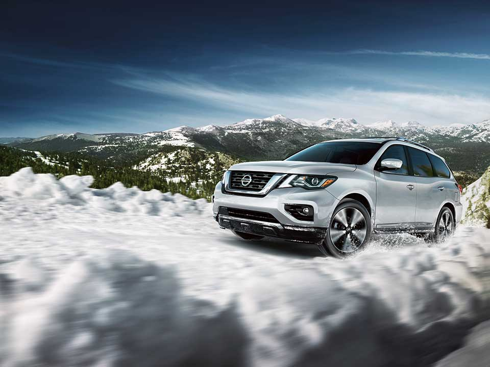 Buy a New 2018 Nissan Pathfinder | Nissan Dealer near Chicago, IL