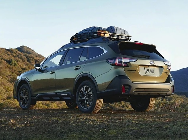 2020 Subaru Outback For Sale Near Helena Valley