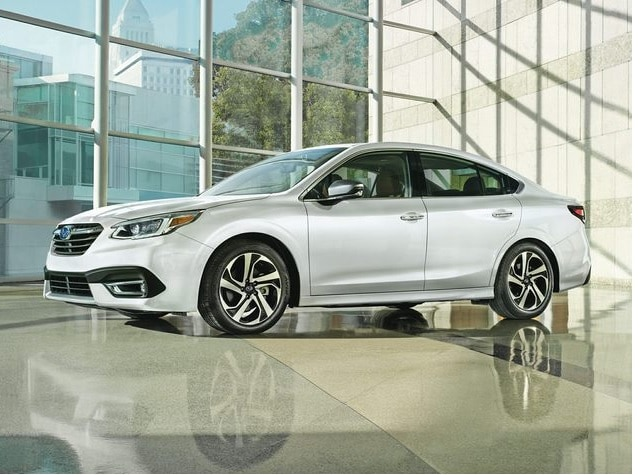 New Subaru Legacy Design