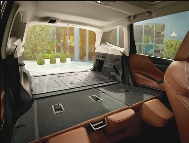 2020 Subaru Forester Cargo Space