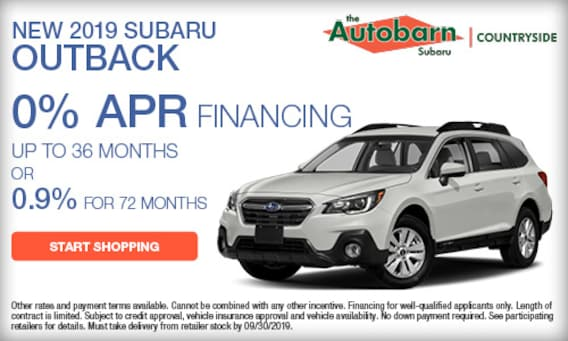 The Autobarn Subaru of Countryside, IL | Chicago Area Subaru