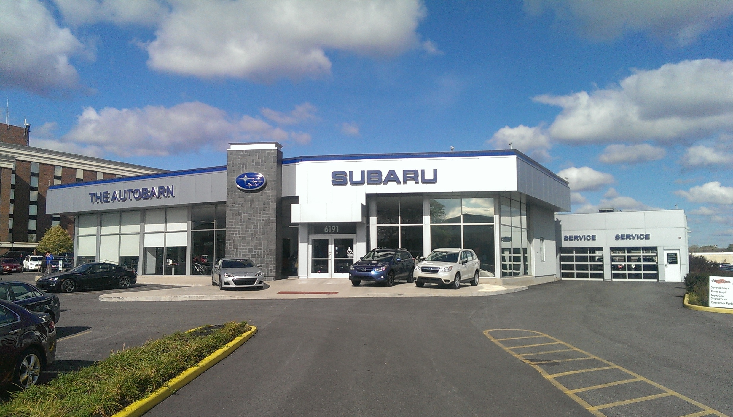 The Autobarn Subaru of Countryside