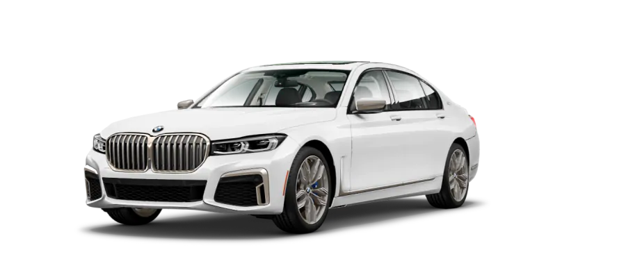 New BMW M760i xDrive Sedan Model Information | The BMW Store