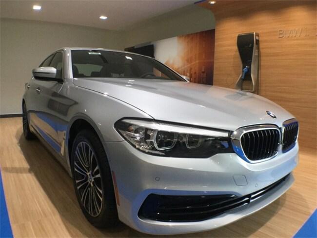 New 2019 BMW 530e xDrive iPerformance Sedan in Cincinnati